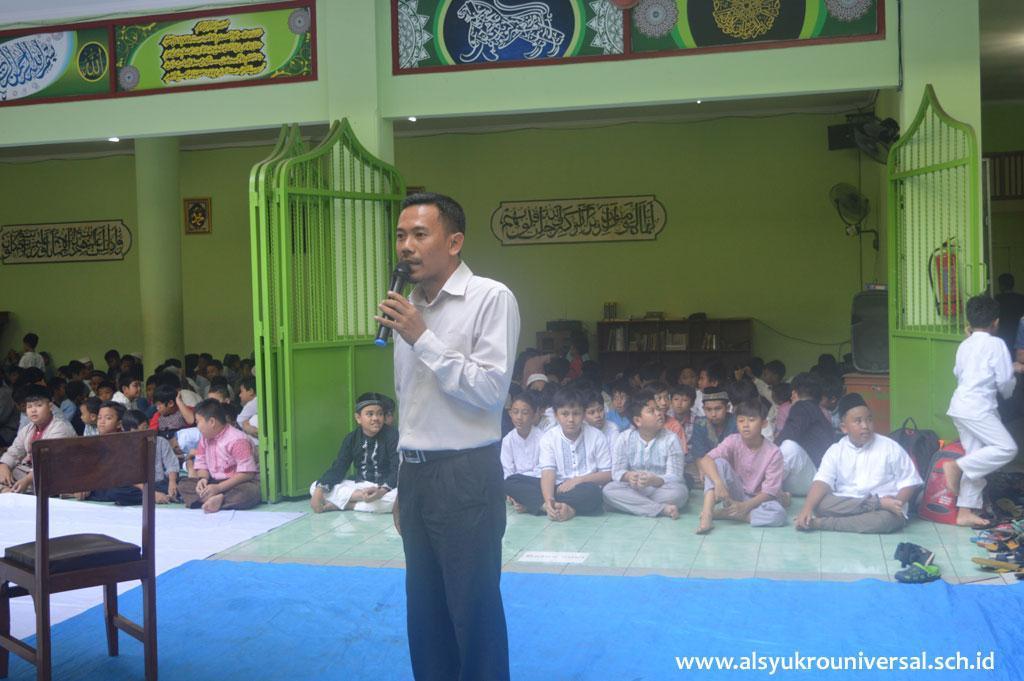 Buka Puasa Bersama SD dan SMP Islam Al Syukro Universal