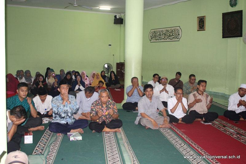 Perguruan Islam Al Syukro Adakan Buka Puasa Bersama