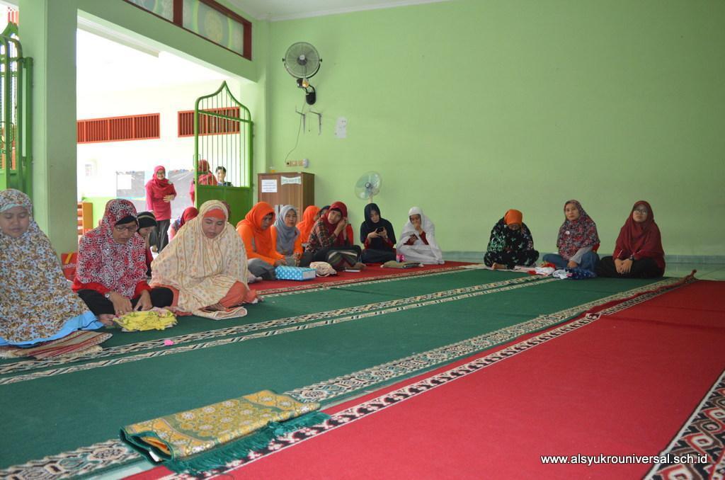 Perguruan Islam Al Syukro Adakan Tarhib Ramadhan
