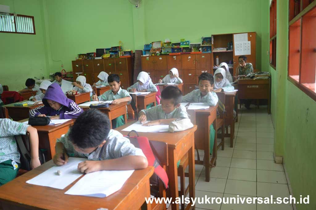 Pelaksanaan UKK di SD Islam Al Syukro Universal